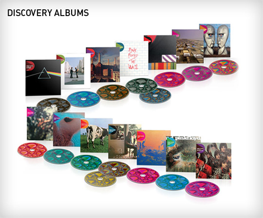 Discovery-albums